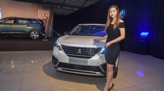 本地组装 2019 Peugeot 5008 发表,RM 166,888 起跳