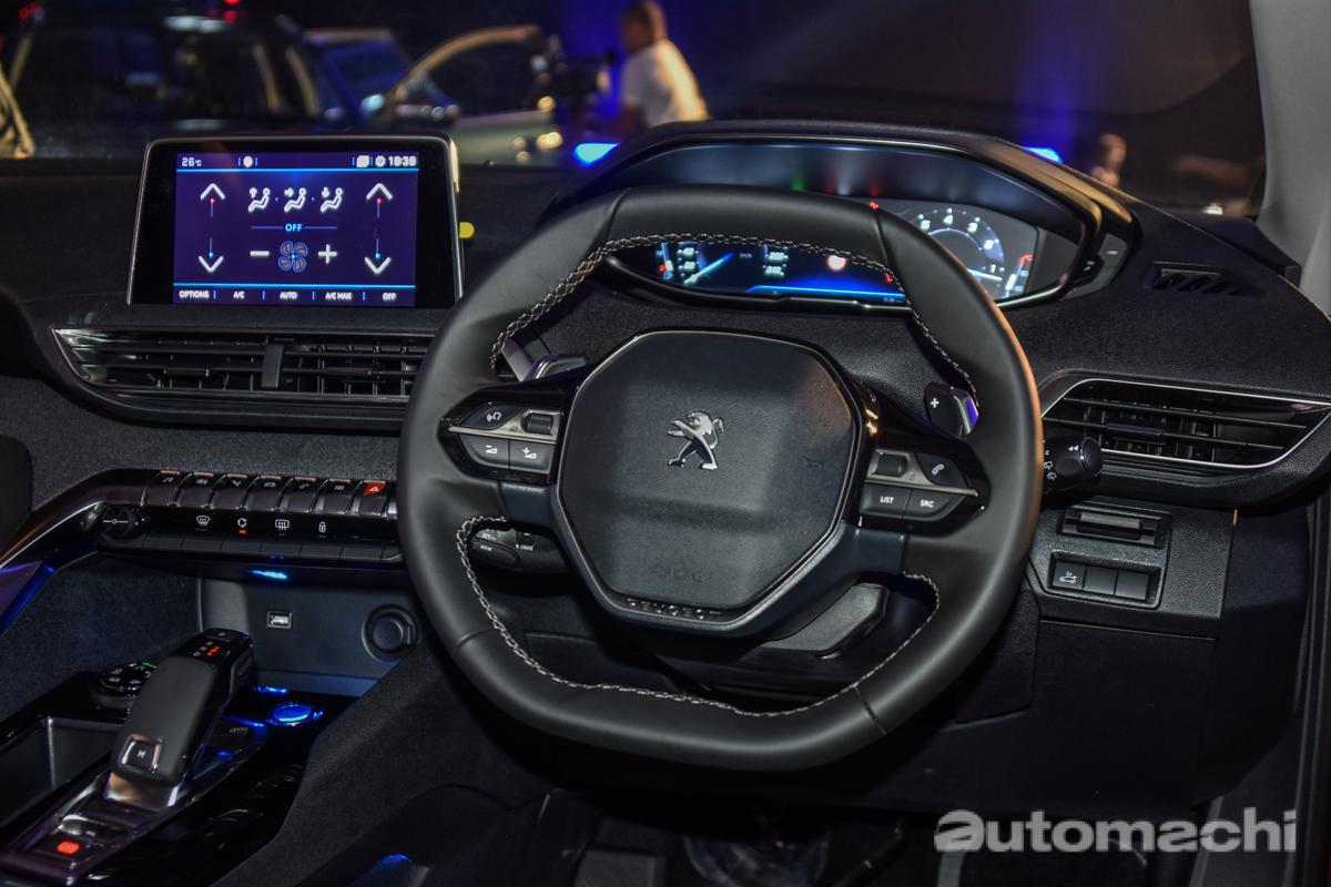 本地组装 2019 Peugeot 3008 正式发布,RM 150,888 起跳