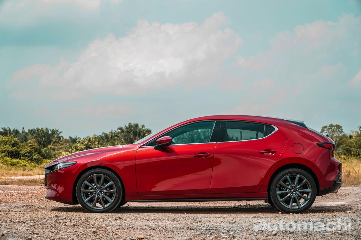 2019 Mazda3 Liftback H plus ,不同境界的掀背车