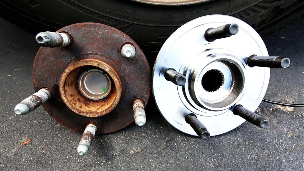 照顾汽车的注意事项: Wheel Bearing