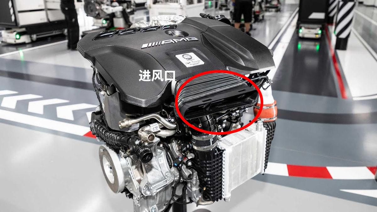 Mercedes-AMG M139 ,新世代最强2.0涡轮引擎