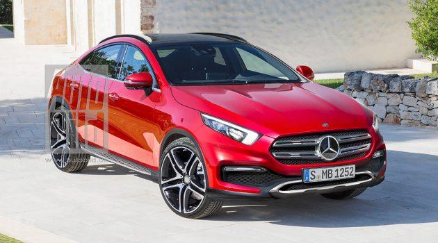 运动入门跑旅! Mercedes-Benz GLA 将追加 Coupe 版?