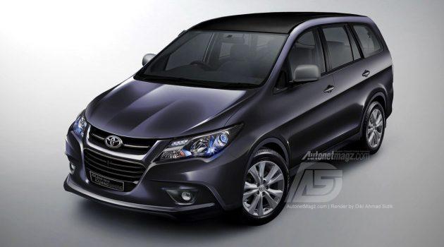 新一代 Toyota Innova 或采用 Hybrid 混合动力配置!