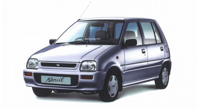 无人不晓的国民车, Perodua Kancil 25岁了