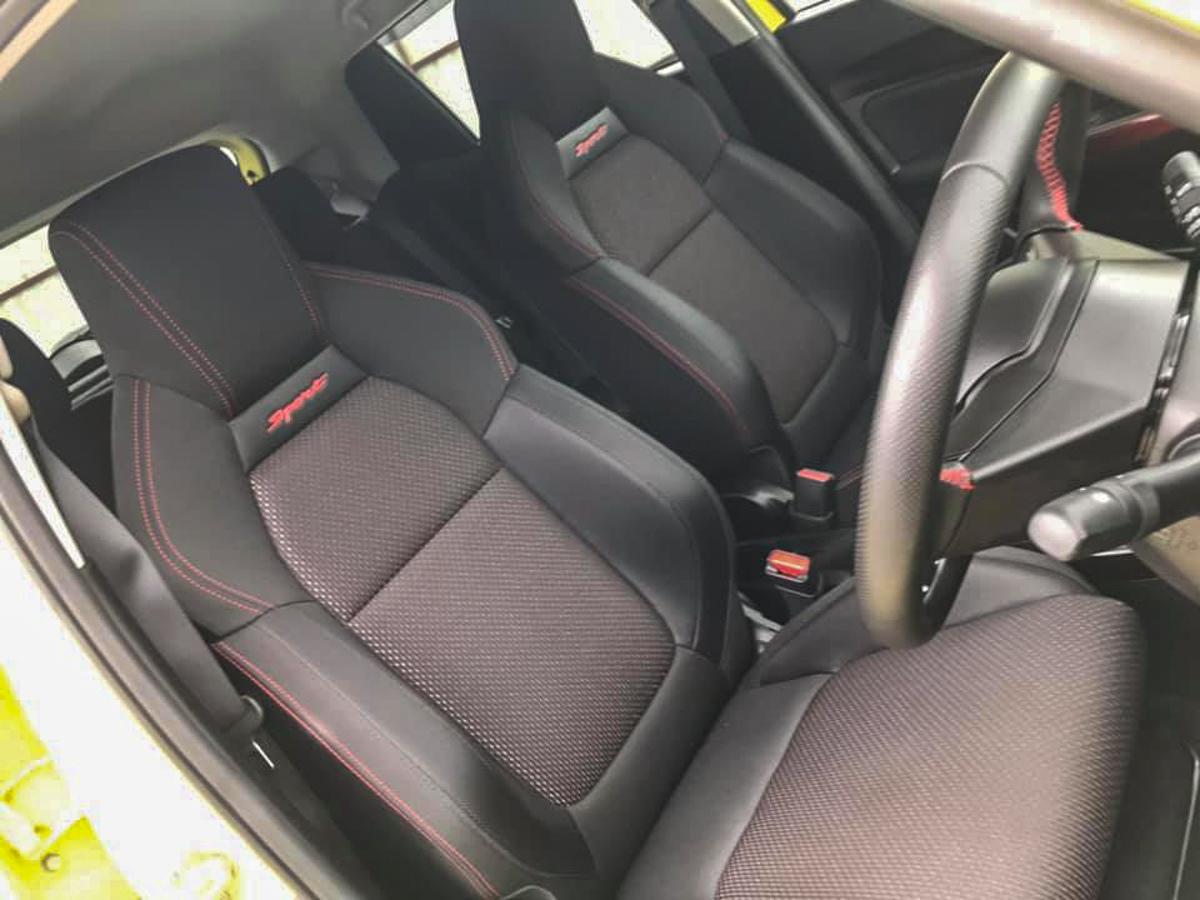 Recon Suzuki Swift Sport ZC33S 现身我国,售价 RM 138,000