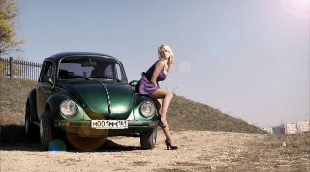 改变世界的重要车款: Volkswagen Beetle