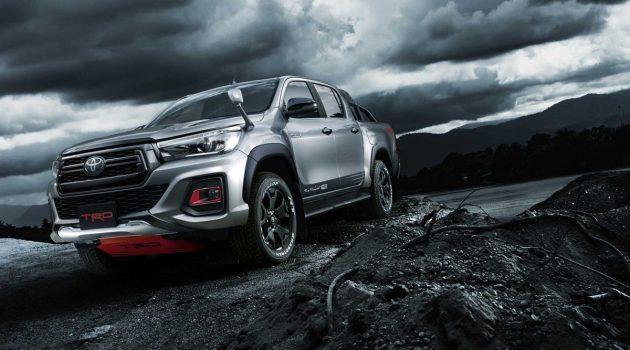 Toyota Hilux 将推出升级版,整车配备均有升级!