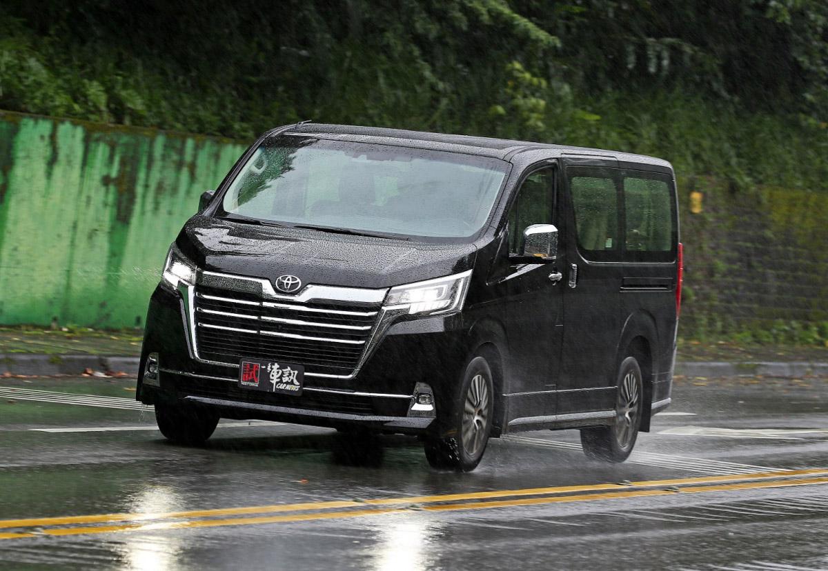 比 Granvia 更气派, Toyota Majesty 这个月登陆泰国
