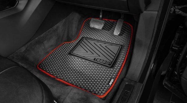 Trapo 公司正式发布 Trapo Mark ll 汽车脚垫