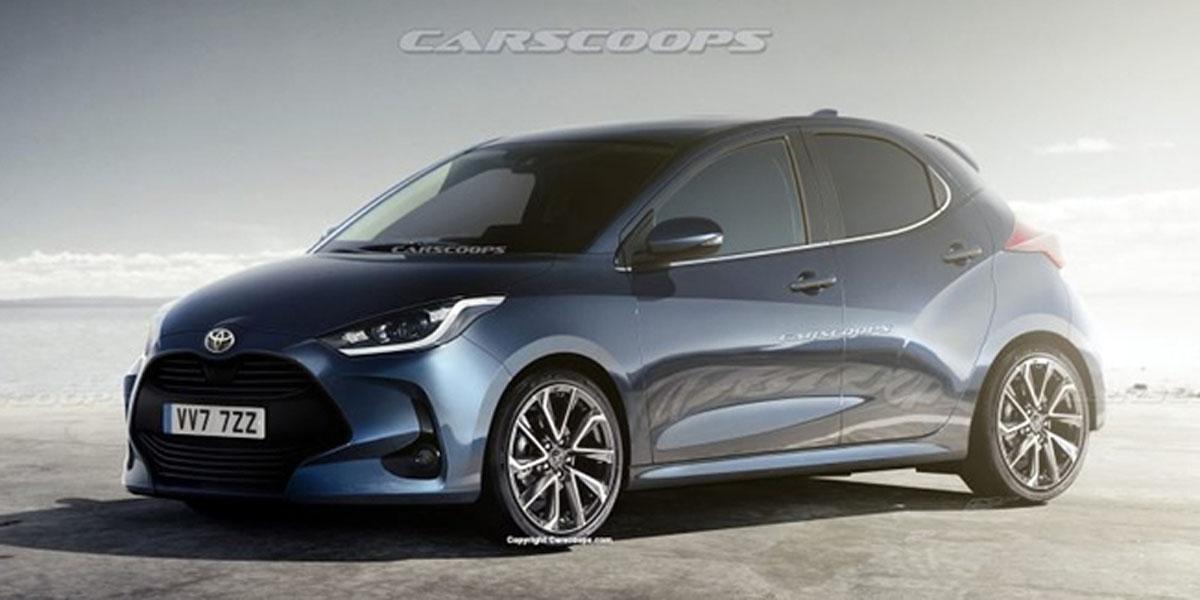 Toyota Yaris 大改款将采用 TNGA GA-B 平台