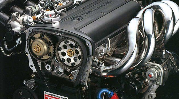 日系经典引擎巡礼: Toyota 4A-GE 自然进气引擎