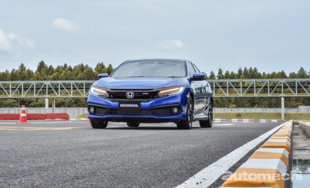 2019 Honda Civic ,配备很足够竞争力十足