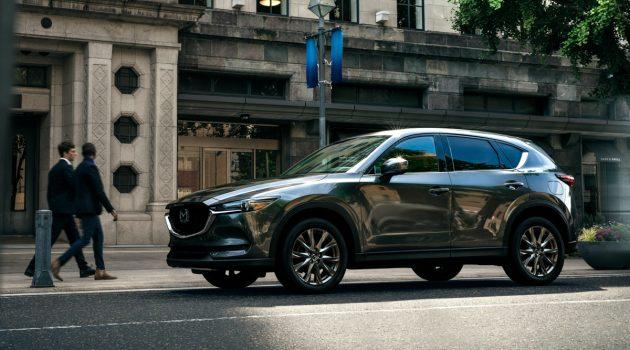 2019 Mazda CX-5 预计价格公布,RM 134,721 起跳!