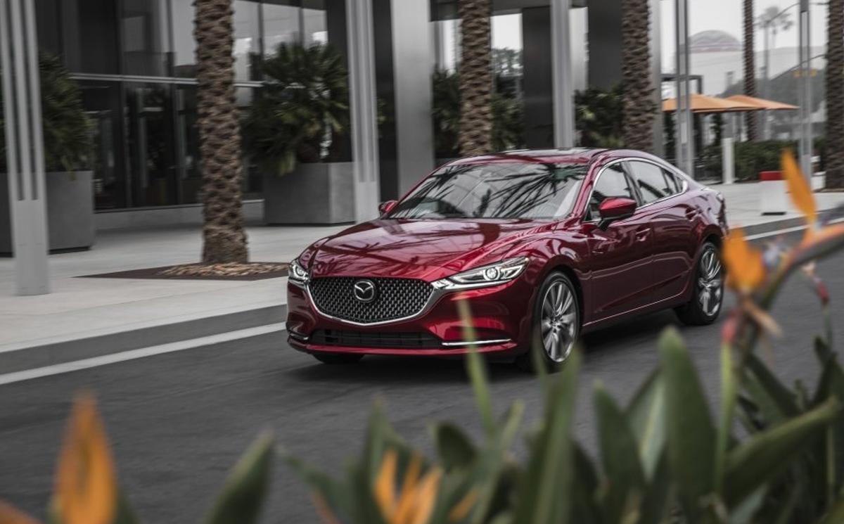 2019 Mazda6 配备更新,售价 RM 173,659 起跳