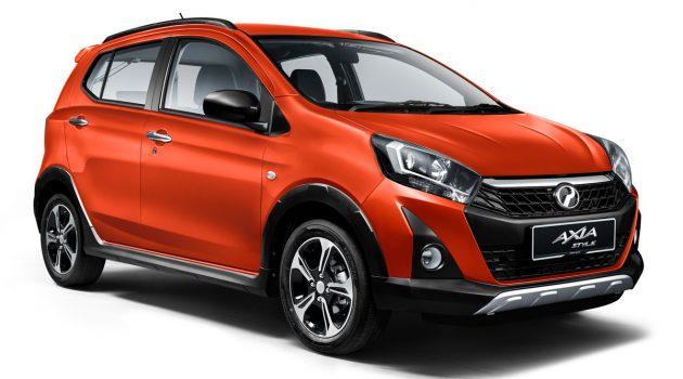 2019 Perodua Axia 正式发表,售价 RM 24,090 起跳