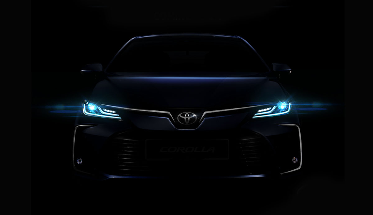 2019 Toyota Corolla Malaysia Spec 预告释出,即将登陆大马