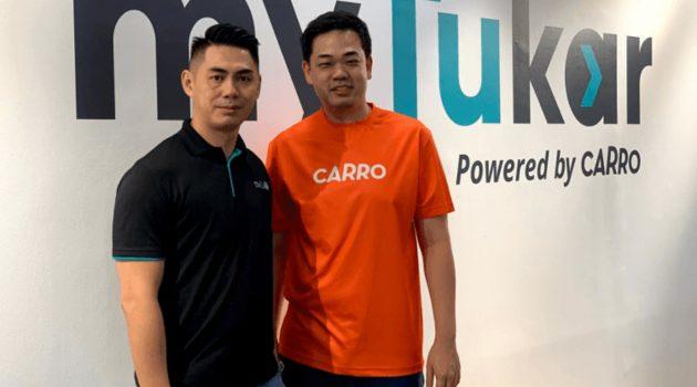 Carro 在 myTukar 平台上注入了3,000万美金的资金