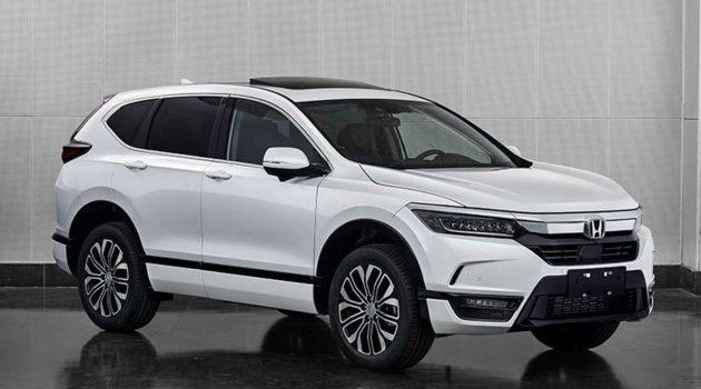 CR-V 更炫酷的兄弟, Honda Breeze 月底中国开卖