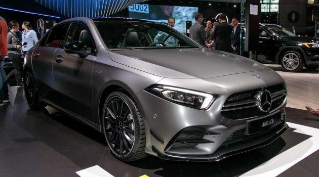 Mercedes-AMG A35 Sedan 确定引进我国市场