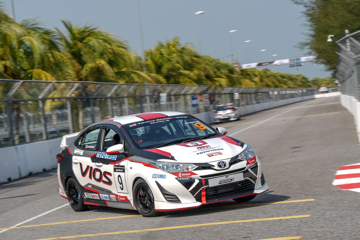 第三季 Toyota Gazoo Racing 登嘉楼第二站圆满结束