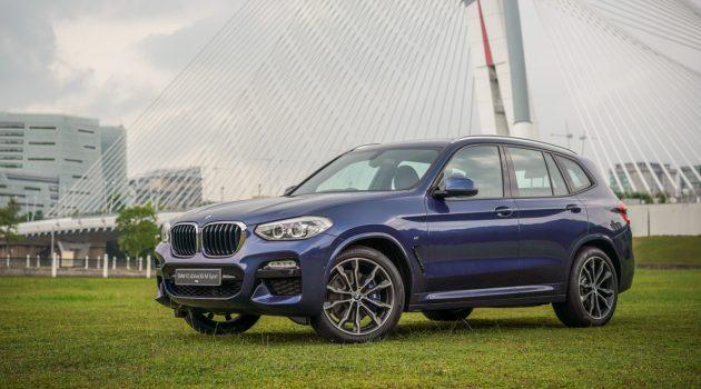 BMW X3 xDrive30i M Sport 限量登场,售价 RM 328,800