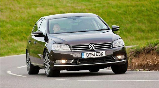 超值二手车推荐: Volkswagen Passat B7