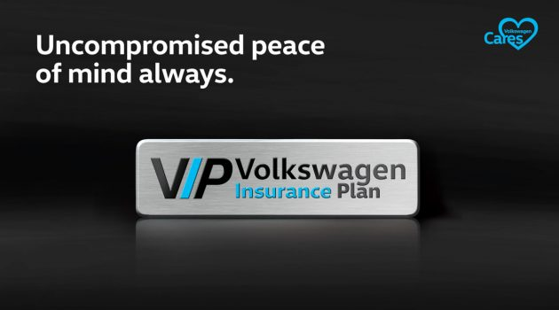 Volkswagen 推出全新的 Volkswagen Insurance Plan 保险计划