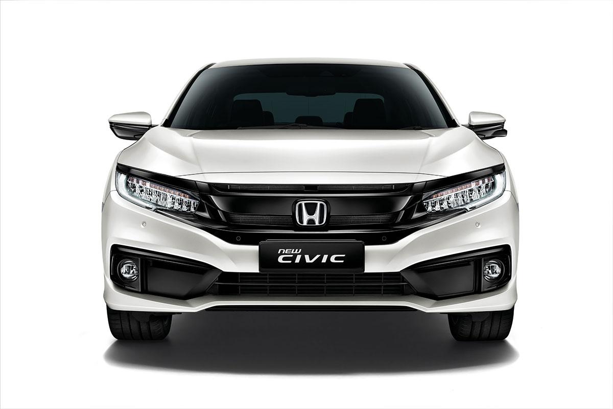 Honda Civic Turbo 小改款正式公开预订