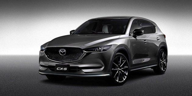 全新 Mazda CX-5 Turbo 即将亮相,并搭载2.5L Skyactiv 涡轮增压引擎