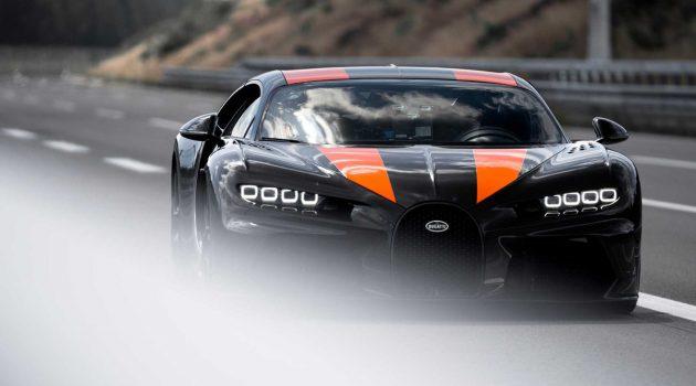 "Bugatti Chiron 地表最速版本确定投产,拥有""飞车""不是梦"