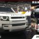 IAA 2019:2020 Land Rover Defender 实车鉴赏