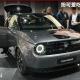 IAA 2019:娇小可爱的纯电动车 Honda e 实车鉴赏