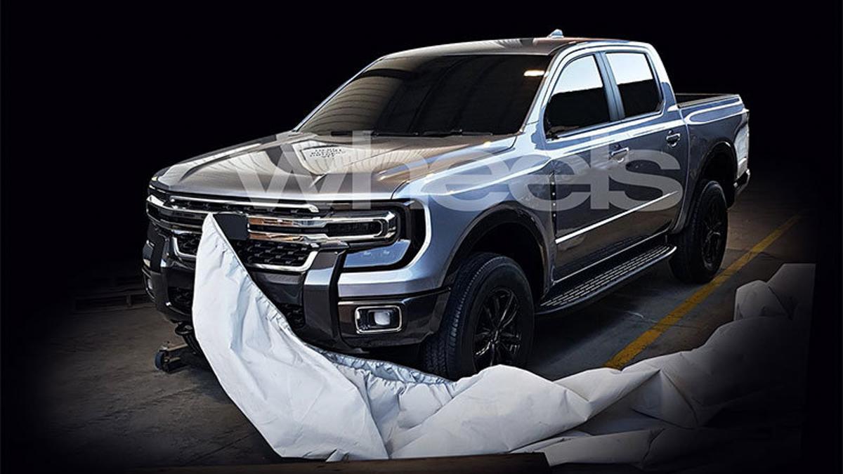 新一代 Ford Ranger 有望搭载 3.0L V6 涡轮增压引擎