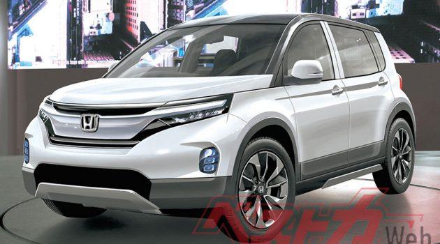 全新入门休旅, Honda Mini SUV 或明年登场