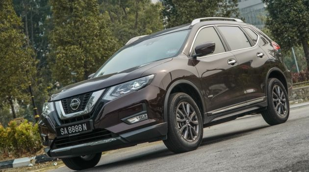 2019 Nissan X-Trail Hybrid ,家用SUV还是第一名