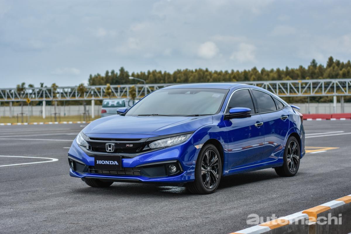 2019 Honda Civic 即将登场,泰国规格抢先看