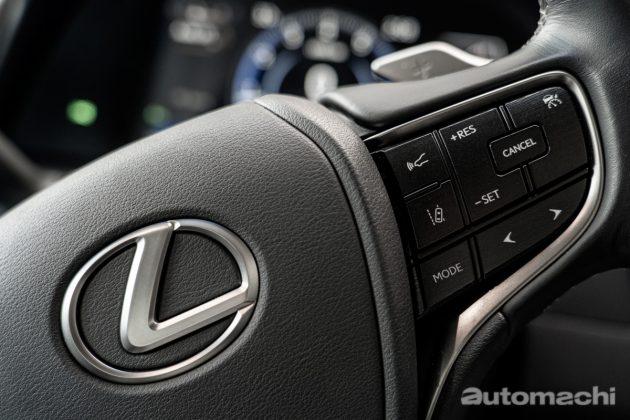 新一代 Lexus ES 正式发表,售价 RM 299,888 起跳