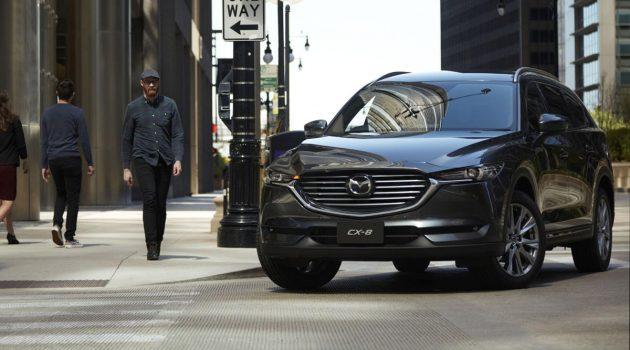 Mazda CX-8 我国版本下个月登场,确定 CKD