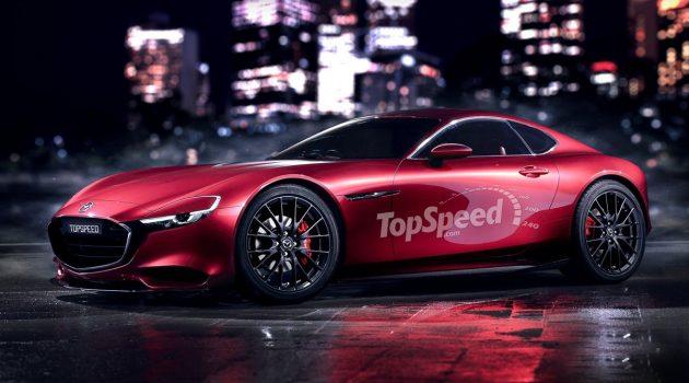 轻量化底盘专利设计流出, Mazda RX-9 要来了吗