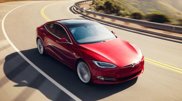 Tesla 开发 Plaid 三马达系统,0-100加速1.9秒
