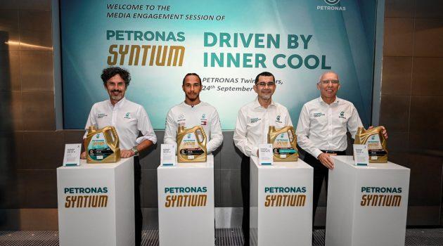Petronas 推出全新 Syntium 引擎油,富含全新 COOLTECH 技术