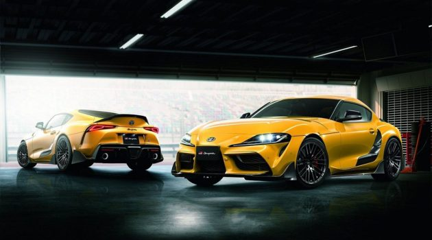 Selamat Datang! Toyota Supra A90 明日正式发表