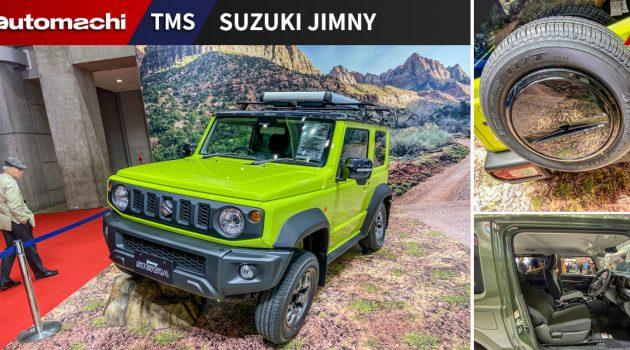 东京车展2019: Suzuki Jimny 越野小悍将