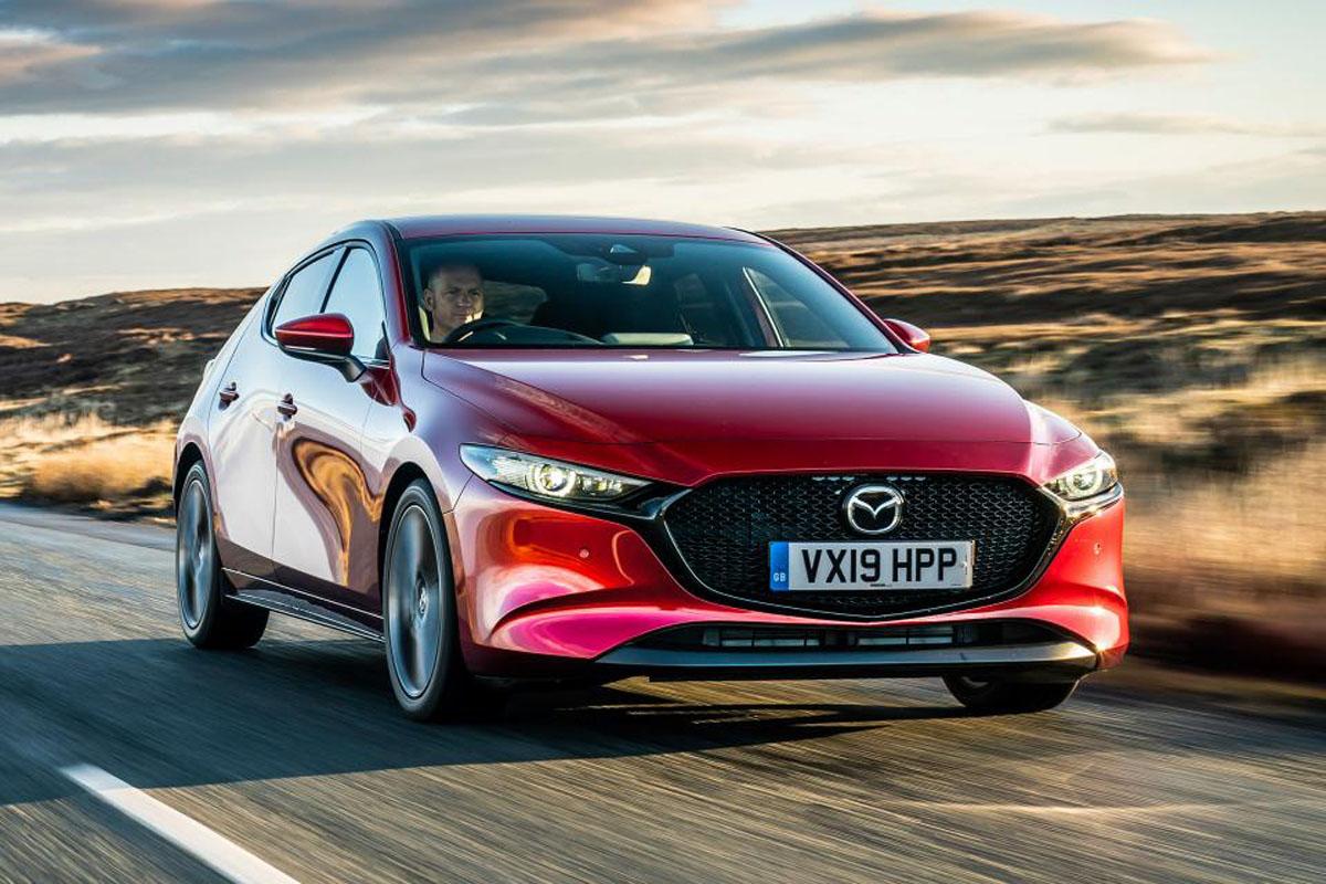 Mazda 3 成为年度最受女生欢迎的车款