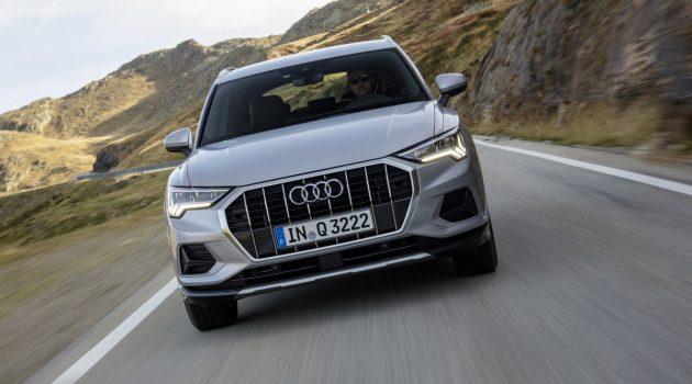 2019 Audi Q3 登陆我国,售价 RM 269,000