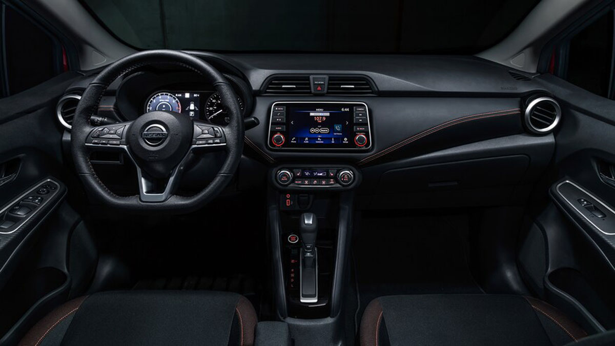 Nissan Almera 大改款现身我国,明年第一季度发表