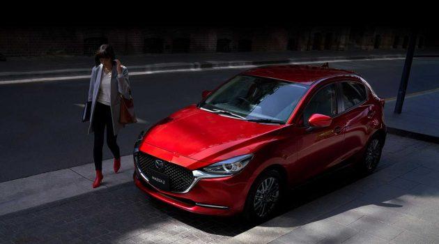 Mazda2 取代 Demio ,2019年年底东南亚正式上市