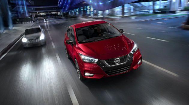 新一代 Nissan Almera 预告释出,11月14日泰国发表