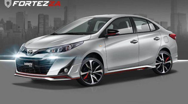 Toyota Yaris / Yaris Ativ 泰国版确定将更换引擎