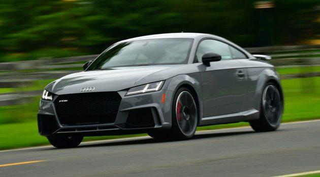 Audi TT 未来或将被纯电动Crossover 车型取代